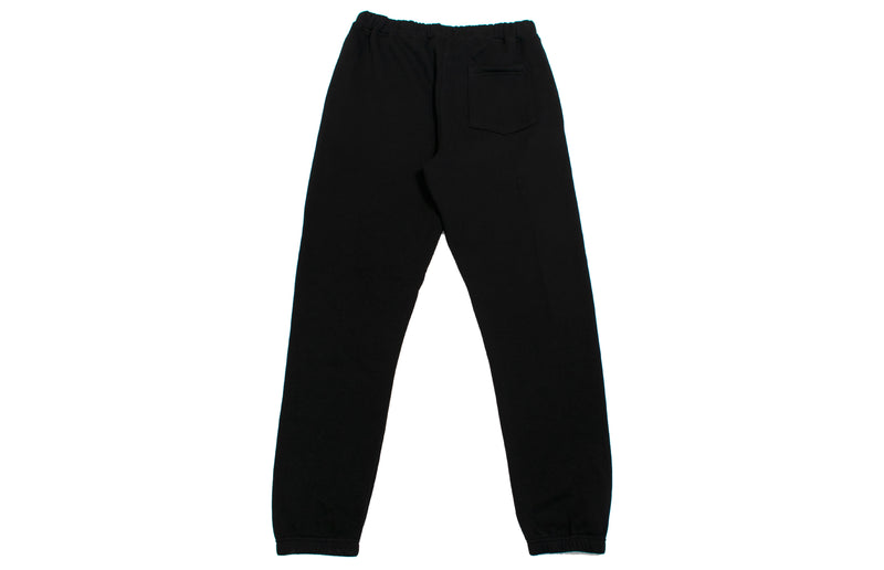 Druk Sweatpants | Black