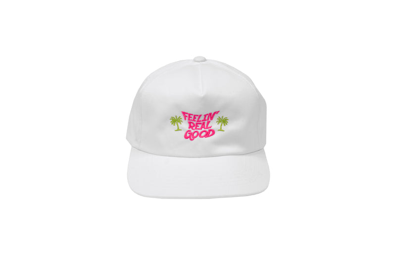 Feelin' Real Good 5-Panel Unstructured Hat