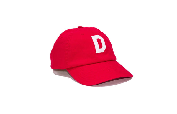 Felt D Unstructured Dad Cap