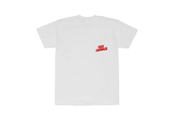 Go Wing Pocket T-shirt | White
