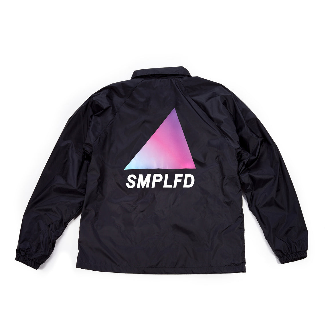 SMPLFD Gradient Coach's Jacket | Black