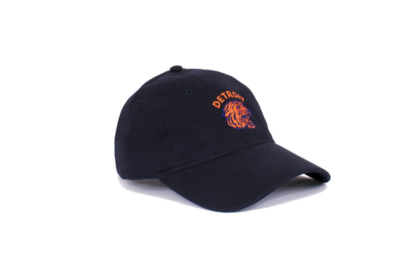 Detroit Neo-Tiger Unstructured Dad Cap
