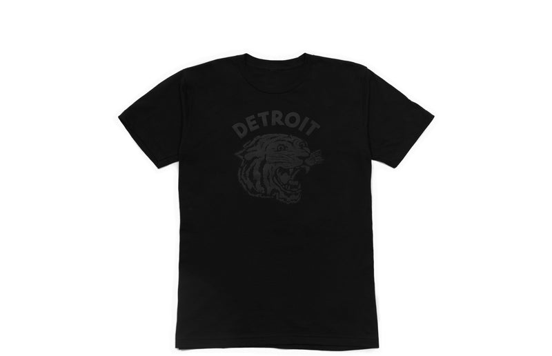 Neo-Tiger T-shirt | Black