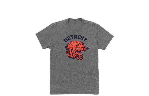Neo-Tiger T-shirt | Heather Grey