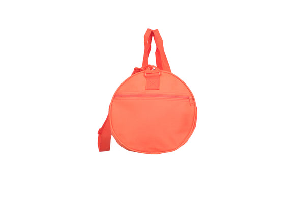 Orange Duffel Bag