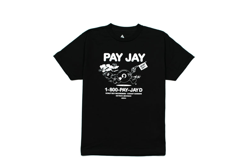 "SMPLFD ""Pay Jay"" Dilla Tee"