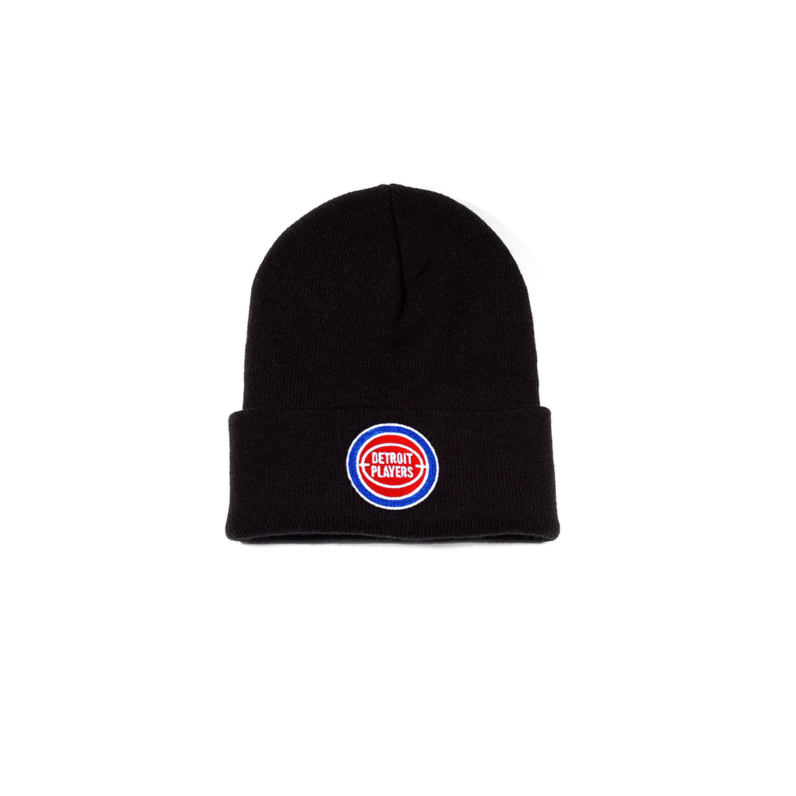 Detroit Players Beanie | Black
