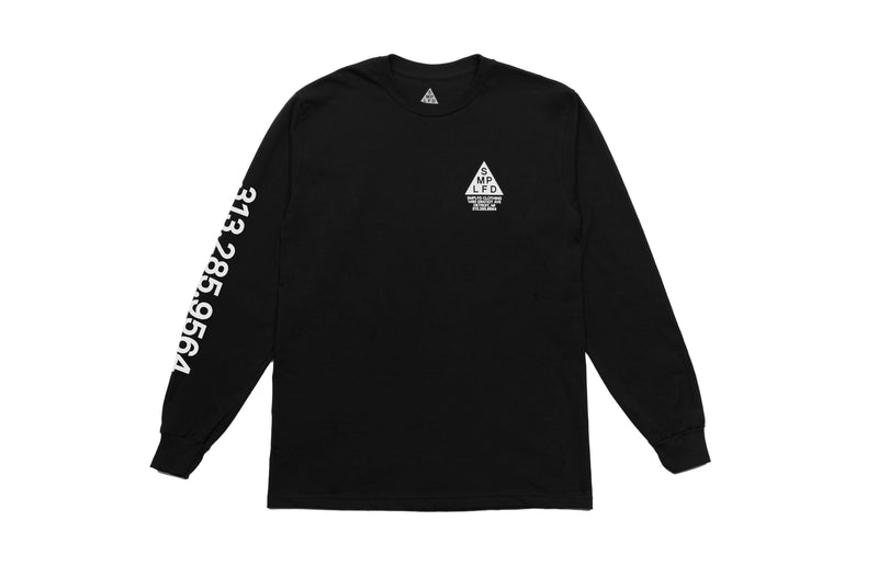 SMPLFD Shop Long Sleeve T-shirt