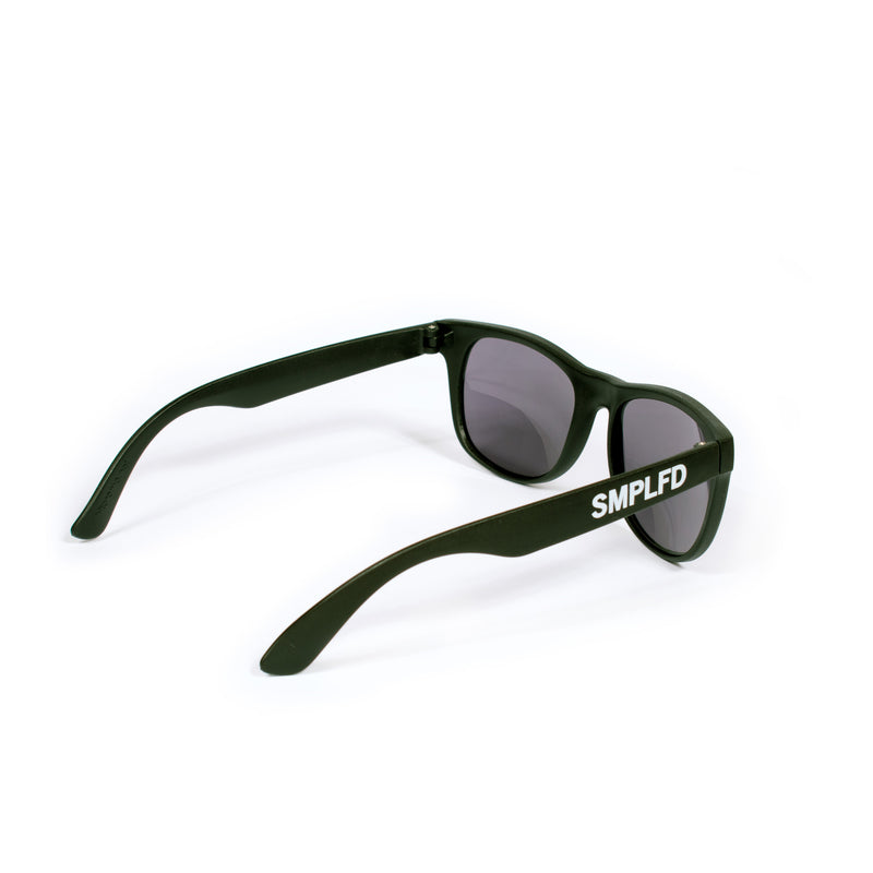 SMPLFD Rubberized Sunglasses 2