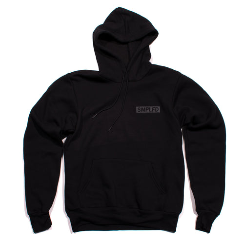 SMPLFD Reflective Pullover Hoodie