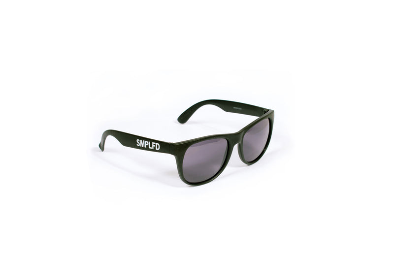 SMPLFD Rubberized Sunglasses