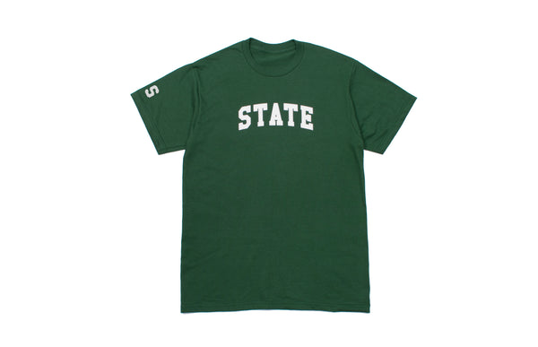 State T-Shirt | Green
