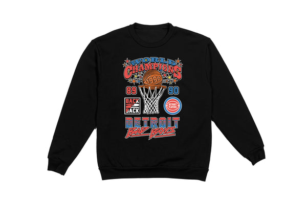 Back-2-Back World Champs Crewneck Sweatshirt