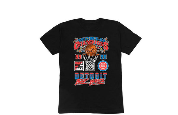 Back-2-Back World Champs T-shirt