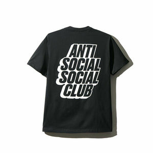 ASSC BLOCKED BLACK TEE