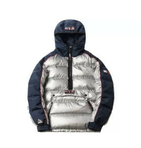 Kith x Tommy Hilfiger Expedition Puffer Jacket Silver (Small)