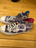 Batman Converse Chuck Taylor Mens Size 8 Shoes Sneakers ComplexCon 2019