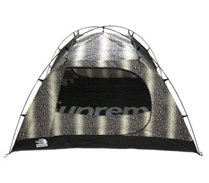 Supreme S/S18 The North Face Snakeskin Taped Seam Stormbreak 3 Tent  Black