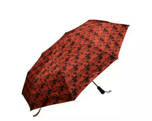 "SUPREME SHEDRAIN World Famous Umbrella RED 54"" 100% Authentic BRAND NEW SS18"