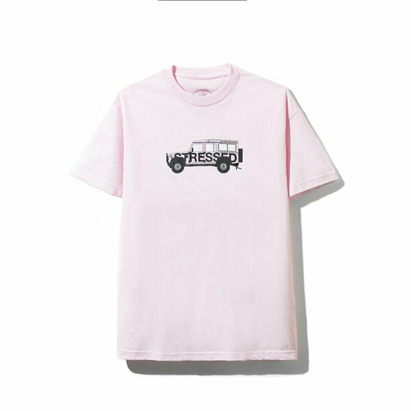 Anti Social Social Club ASSC IWC Safari Pink Tee Shirt Size Small T-Shirt