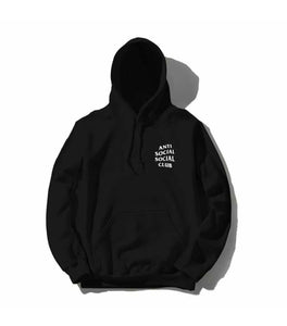 ANTI SOCIAL SOCIAL CLUB ASSC Mind Games Black Hoodie Hoody Size XS