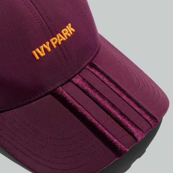ADIDAS IVY PARK BACKLESS CAP HAT MAROON