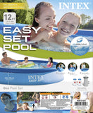 Intex 28167EH 13-Foot X 33-InchBlue Easy Set Pool