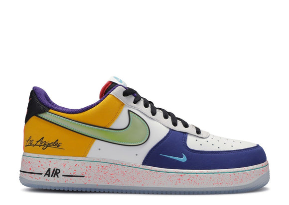 AIR FORCE 1 '07 LV8 'WHAT THE LA'
