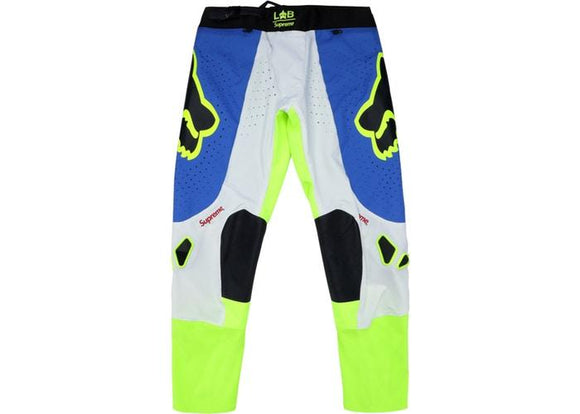 SUPREME FOX RACING MOTO PANTS MULTICOLOR