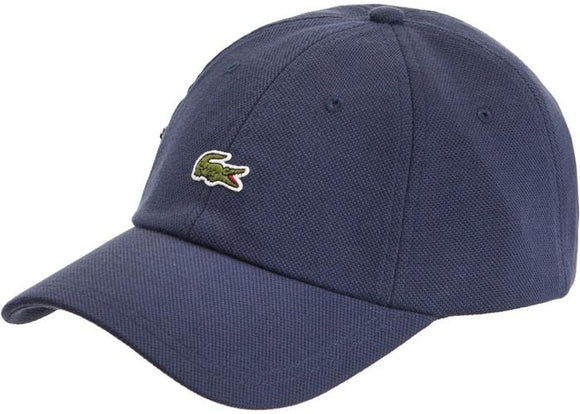 SUPREME LACOSTE 6-PANEL NAVY