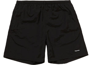 SUPREME NYLON WATER SHORTS BLACK