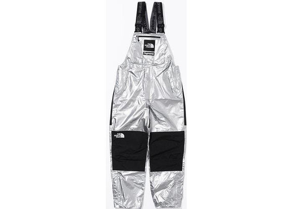 SUPREME TNF METALLIC MOUNTAIN BIB PANTS
