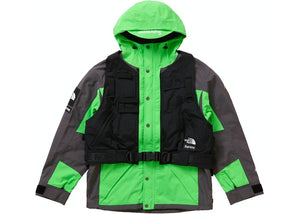 Supreme The North Face RTG Jacket + Vest Bright Green