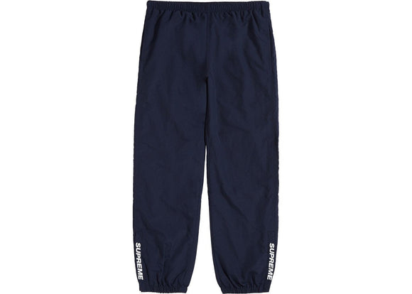 SUPREME WARM UP PANT (SS18) NAVY