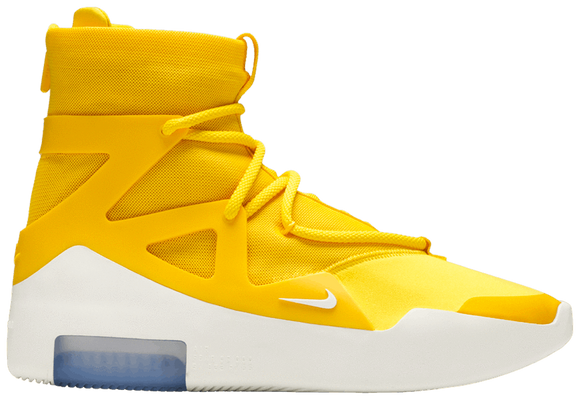 NIKE FEAR OF GOD 1 YELLOW