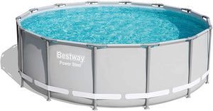 "Bestway Power Steel 14' x 48"" Frame Pool Set"