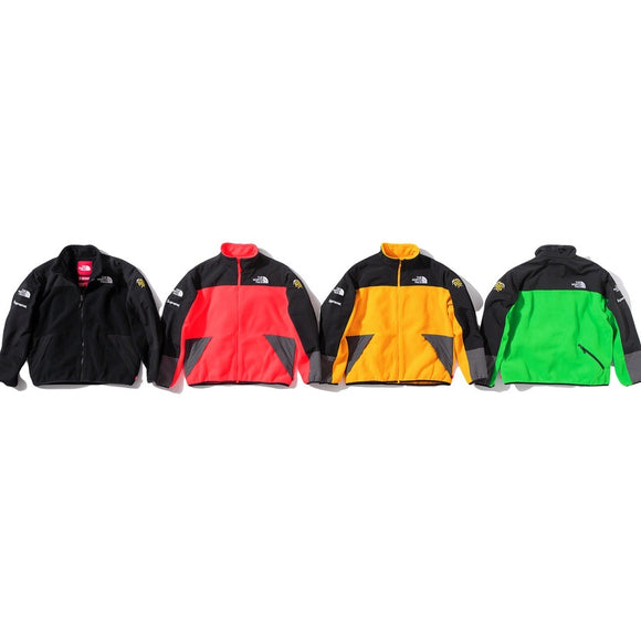 SUPREME x THE NORTH FACE RTG FLEECE JACKET