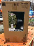 Hampton Bay 48000 Btu Stainless Steel Patio Heater New