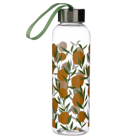 Oranges Reusable Water Bottle - Hello Chestnut