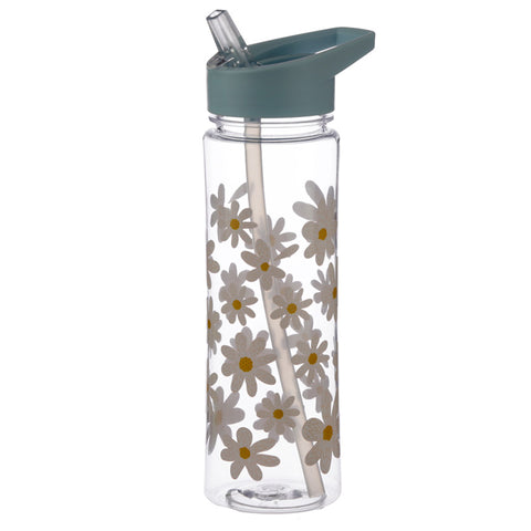 Daisy Reusable Water Bottle - Hello Chestnut