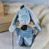 Personalised Classic Eeyore Soft Toy - Hello Chestnut