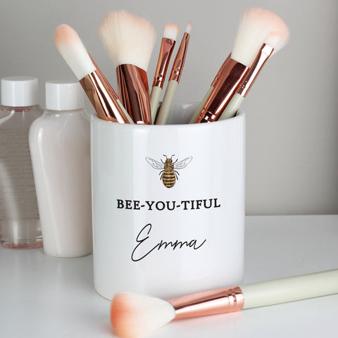 Personalised Bee-u-tiful Storage Pot