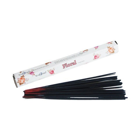 Stamford Floral Incense Sticks - Hello Chestnut