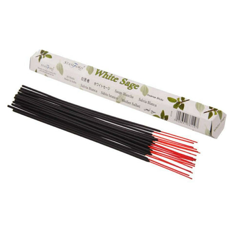 Stamford White Sage Incense Sticks - Hello Chestnut