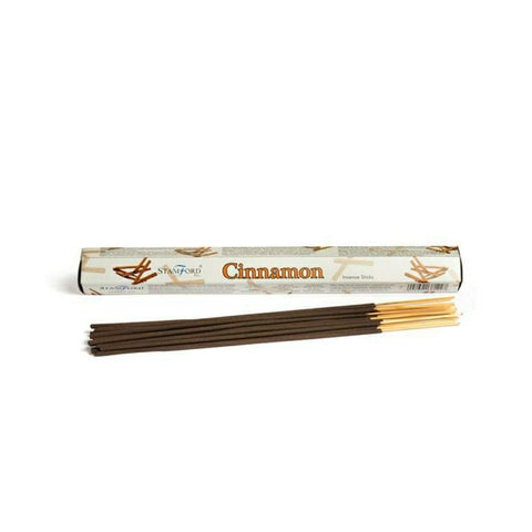 Stamford Cinnamon Incense Sticks - Hello Chestnut