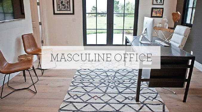 Masculine Office