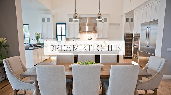 A Kitchen Is Haven Where Our Families Can Cook Together Bake And Have Conversations Around The Dining Room Table Growing Up With Large Family