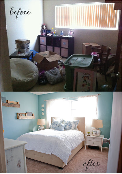 San Diego Interior Design Bedroom Before And After