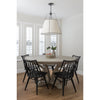 Windsor Dining Chair Black - Bungalow 56