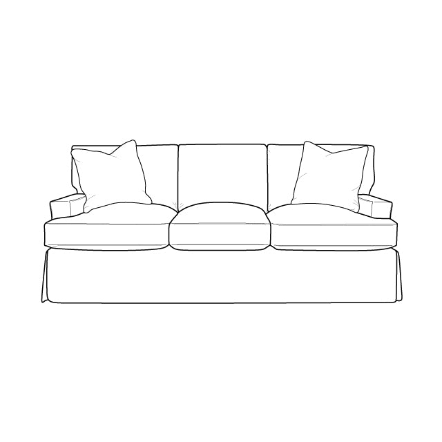 Baldwin Sofa - Bungalow 56